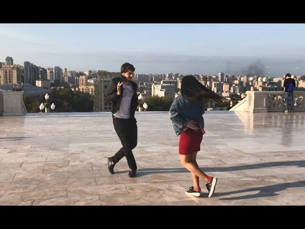 Лезгинка C Азербайджанкой Баку 2019 Девушка Танцует Ласково ALISHKA FIDUW SHAKO EFENDI