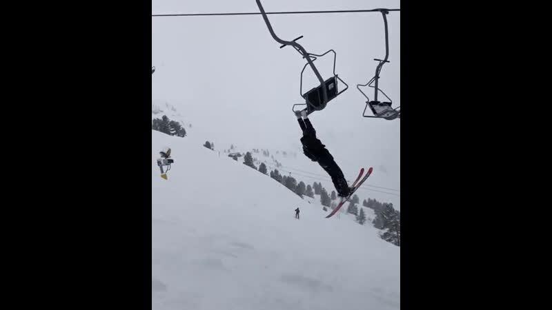 Типичный лыжник / СНОУБОРД   SNOWBOARD