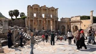 Efes Antik Kenti Gezisi, Selçuk - İzmir