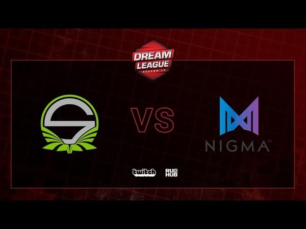 Singularity vs Nigma, DreamLeague S13 QL, bo2, game 2 [CrystalMay]