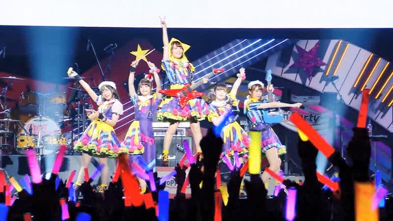 BanG Dream 6th☆LIVE Poppin' Party Picotto Papitto GARUPA☆PICO