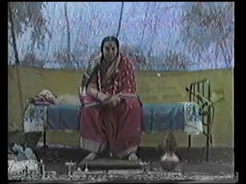 1982 0201 Пуджа Шри Дурге Рахури Индия русские субтитры