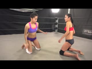 Korean lesbian sexual wrestling [ Fetish, Asian, Feet, Sex fight, Sexfight, Mixed wrestling, Asian, Лесбиянки, Кореянки, Porn ]