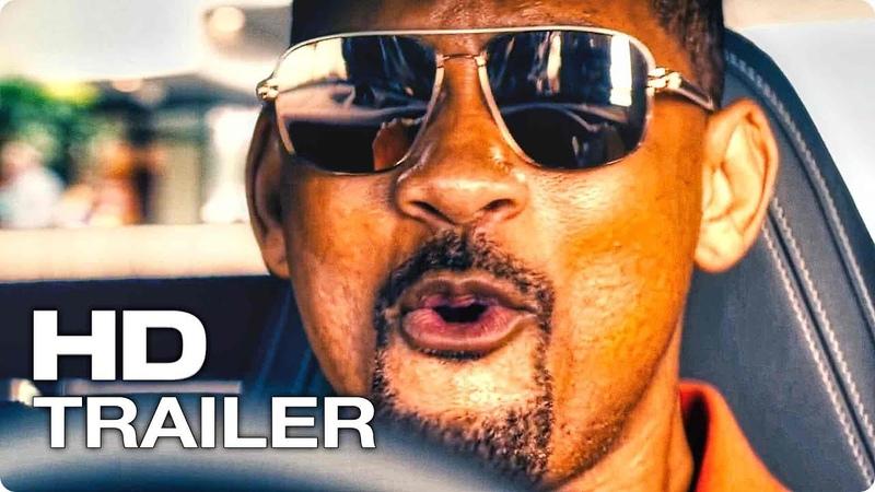 ПЛОХИЕ ПАРНИ 3 Русский Трейлер 2 (2019) Уилл Смит, Мартин Лоуренс Action Movie HD