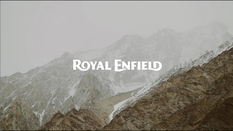 First to ride to Karakoram Pass On the 71st Republic Day Royal Enfield salutes it's bravest