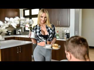 [MYLF] Rachael Cavalli - Slamming His Sister-In-Law | MILF Big Tits Ass Инцест Blowjob Titty Fuck Doggystyle Cowgirl Порно
