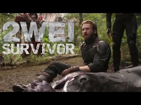 Avenger Infitity War Survivor