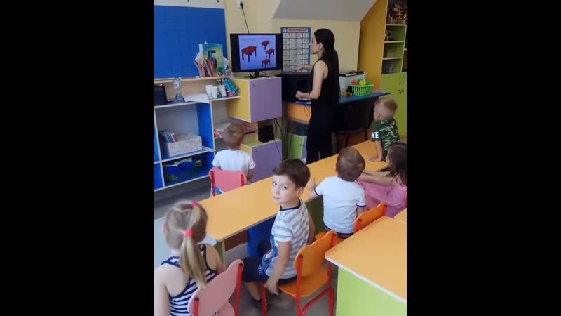 Студия Говоруша логопедические занятия для детей 3-5 лет