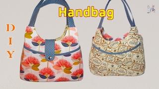 DIY HANDBAG | BAG IDEAS MAKING | Coudre un sac | Bolsa de bricolaje | | | мешок