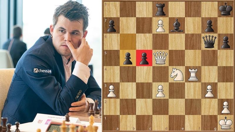 Sesse Who Kovalev vs Carlsen FIDE Grand Swiss