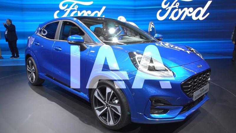IAA 2019 - Ford