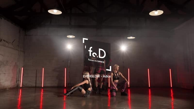 EVERGLOW Adios ¦ Fo D Color ver ¦ Choreography