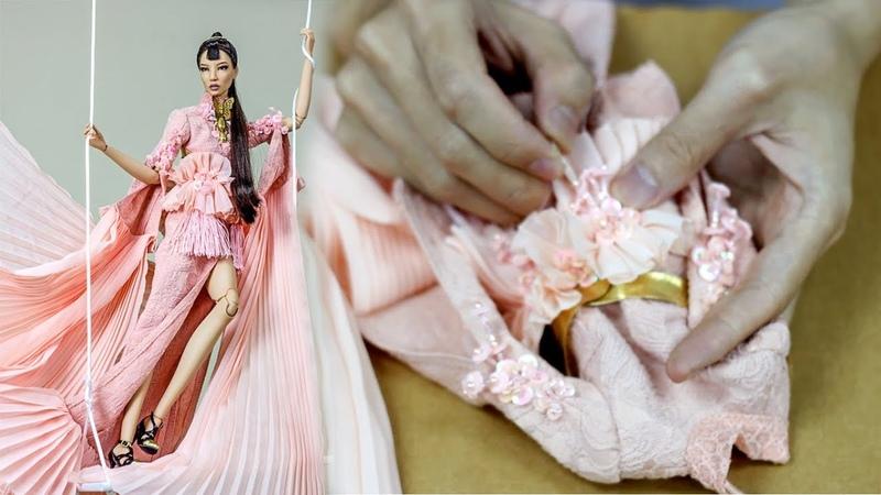 Sakura Stella DeMuse Doll by Nigel Chia