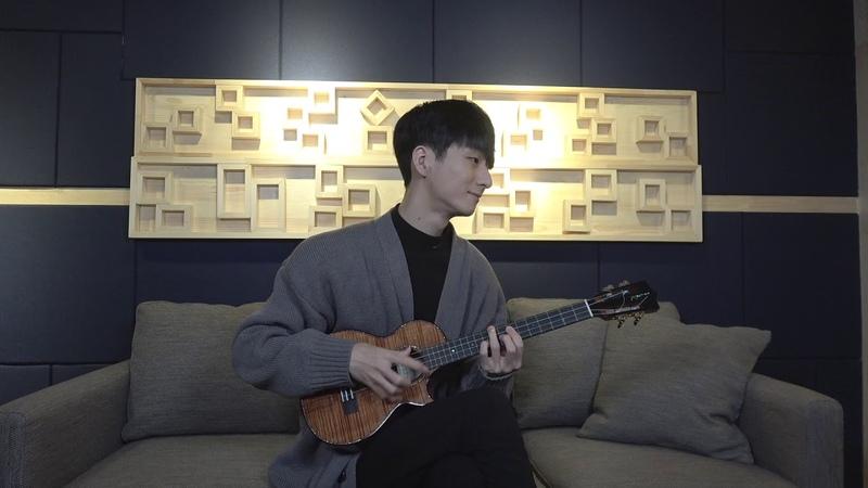 Tetris Theme - Sungha Jung (Ukulele Ver)