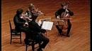 Schubert String Quartet No 13 D 804 Rosamunde Hagen Quartet 1989 Movie Live
