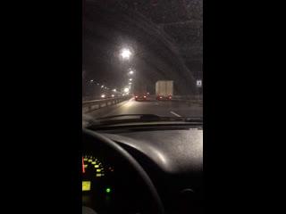 Дискотека на Горьковском шоссе перед Покровом
