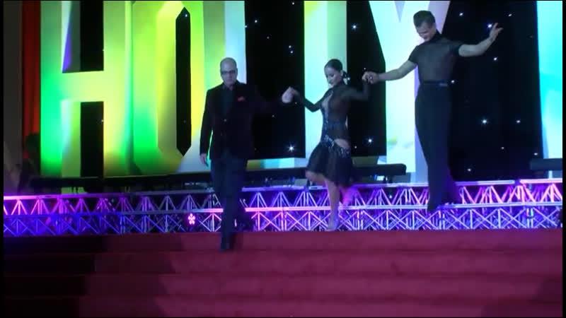 Артур ТАРНАВСКИЙ и Анастасия ДАНИЛОВА 28 10 2016 США Калифорния Лос Анджелес Hollywood Dancesport Championships Финал