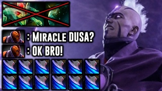 MIRACLE DUSA vs FAYDE AM [Hard Carry Battle] Dota 2 Highlights TV