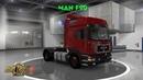 Euro Truck Simulator 2 Обзор мода (MAN F90)