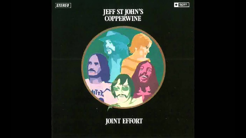 Jeff St John's Copperwine Reach Out I'll Be There Four Tops Cover@ @1970