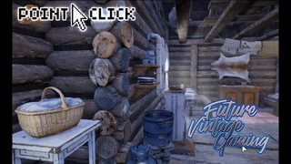 The Cabin (AGS) Free Retro 3D First Person Point and Click Adventure Game