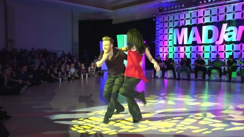 MADjam 2018 Champions Jack Jill Ben McHenry Susan Kirklin