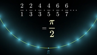 The Wallis product for pi, proved geometrically