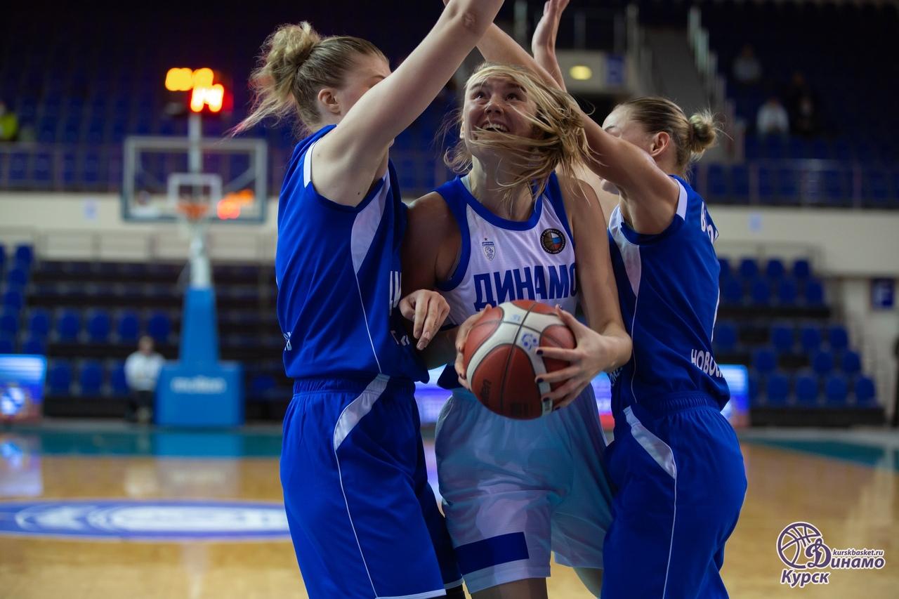Курское «Динамо» вышло в полуфинал Кубка России