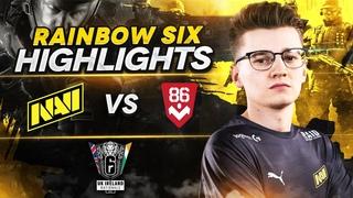 Rainbow Six Highlights: NAVI vs Viperio 86 @ UK Ireland Nationals Season 3