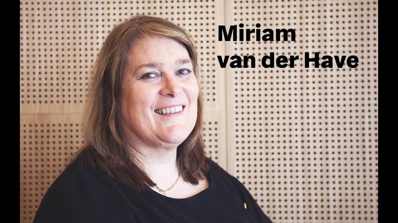 Intersex and human rights seminar at Helsinki 2018 Miriam van der Have, OII Europe