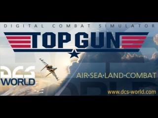 DCS WORD F-15 VS MIG 29 TOP GUN TRIBUTE MULTICAMARA COLOMBIA FOREVER