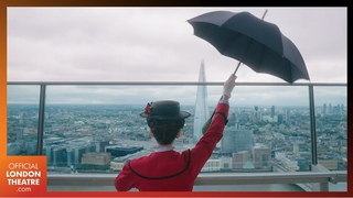 Mary Poppins returns to the West End
