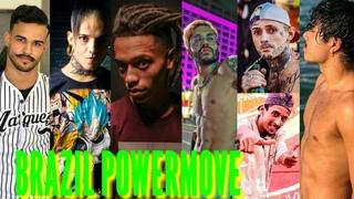 BBOY POWERMOVE BRAZIL 🇧🇷 Bboy bart,  pivet,  till, yudi,  sinistro,  tailandia, jonas flex . Etc