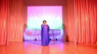 """Благотворительный творческий вечер """"Женщина, которая поёт"""""""