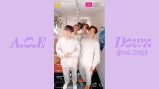 에이스() - Down (feat. Grey) M/V