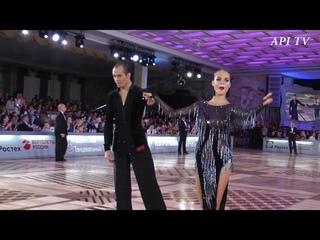 Latino - World Latin Cup  - Final - Кубок мира  по латиноамериканским танцам 2015 - Финал