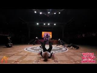 Universal team - junior crew (semi) - russia hip hop dance championship 2019