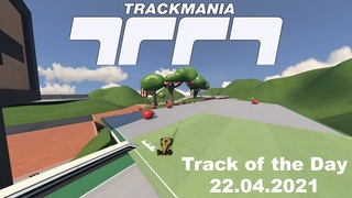 Trackmania 2020 - Track of the Day  🍒 Sun Rays by HitchyTM ()