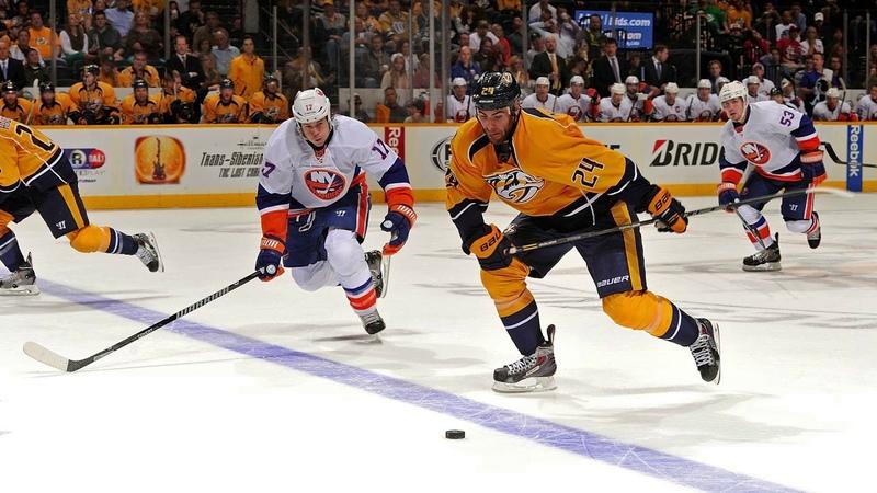 Нэшвилл Предаторз Нью Йорк Айлендерс прогноз на хоккей НХЛ