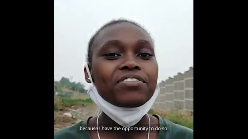 One Girl Can - For Charity, DayoftheGirl gives her a...