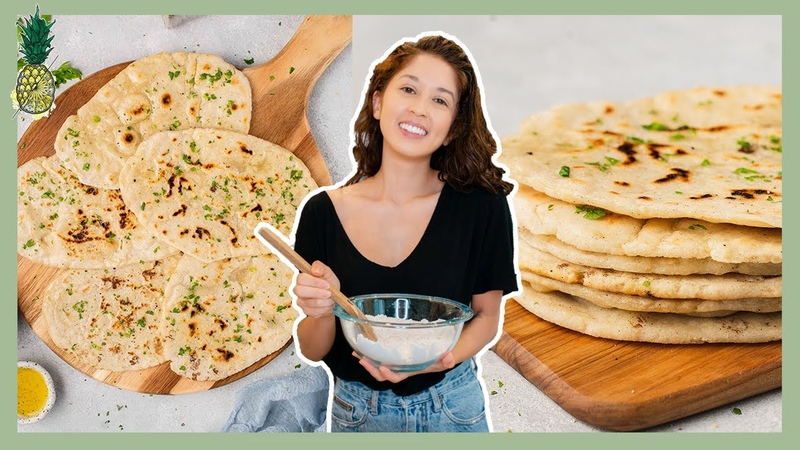 How to Make PERFECT Gluten free Flatbread 5 Ingredients