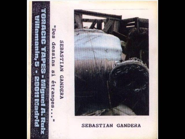 Sebastian Gandera Caresses De Sourd