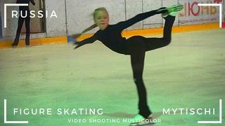 Мытищи Фигурное катание ТРЦ Июнь Figure skating フィギュアスケート 花樣滑冰 फिगर स्केटिंग Eiskunstlauf mu