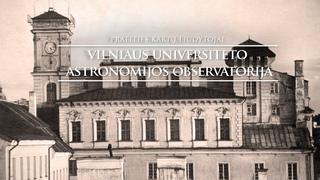 Vilniaus universiteto astronomijos observatorija