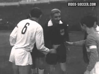 Динамо (Киев, СССР) - СПАРТАК 1:0, Чемпионат СССР - 1968