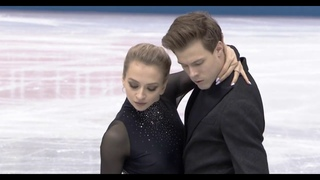 Виктория Синицина / Никита Кацалапов. Командный ЧМ 2019 Ритм-танец | 84,57 балла | 2 место