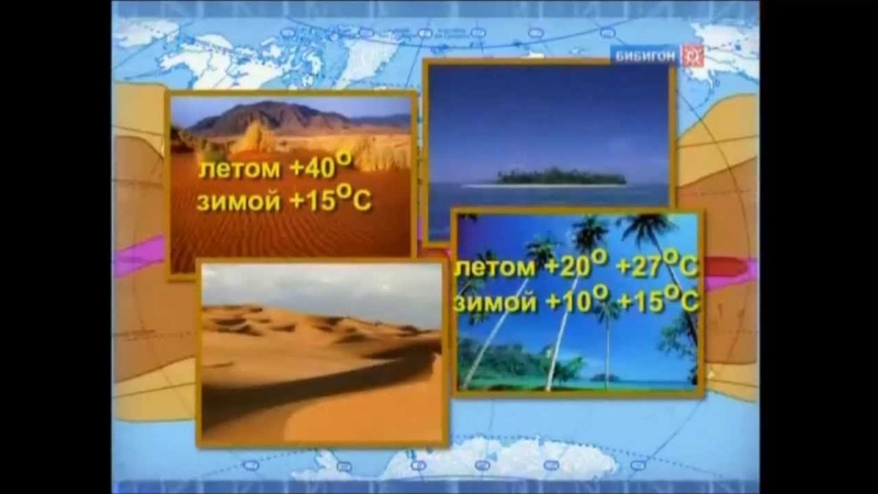 Климат и климатообразующие факторы