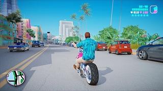 GTA: Vice City Tommy Vercetti REMASTERED Graphics! 2020 Next-Gen 4k 60fps Ray-Tracing [GTA 5 PC Mod]