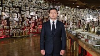 9 Мая 2021 года. Обращение президента Украины Владимира Зеленского (на укр. языке)