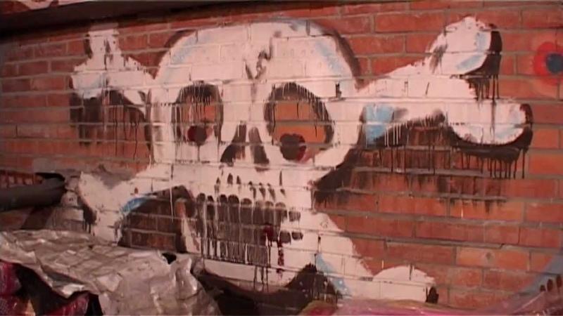 Scary B O O M в андерграунде Сезон 2 Серия 05 Купчино Место силы